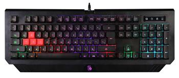 A4tech Bloody B120N gaming keyboard, USB, CZ