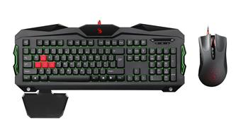 A4tech Bloody B2100 gaming keyboard and mouse, USB