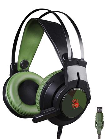 A4tech Bloody J437 headset, USB
