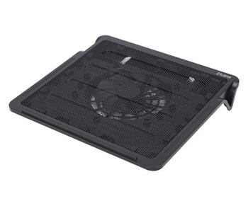 "Cooling stand for NB Zalman ZM-NC2 black, up to 16"", 14cm fan"