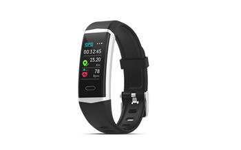 EVOLVEO FitBand B5, GPS fitness bracelet with swimming, blood pressure and heart rate measurement