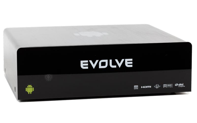 EVOLVEO Solaris, multimediální centrum, 1080p, HDMI]