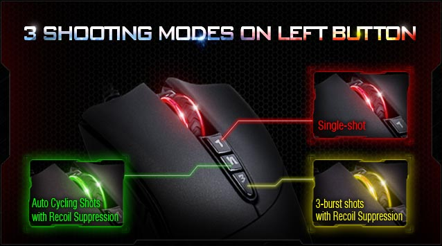 A4tech BLOODY V5 gaming mouse, 3200DPI, USB, CORE 2, Metal feets