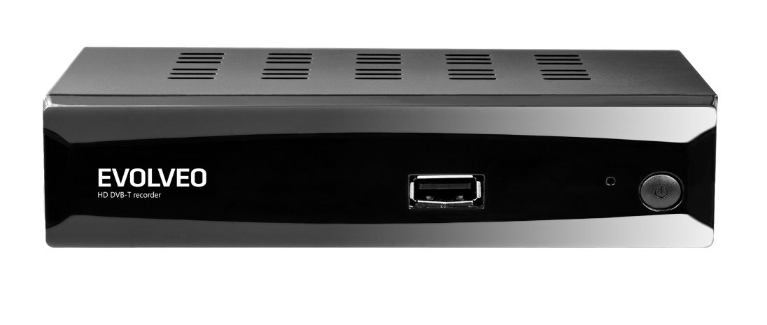 EVOLVEO Alpha HD, HD DVB-T rekordér]