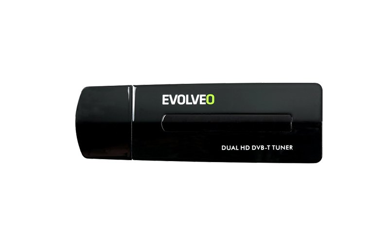 EVOLVEO Venus, 2x HD DVB-T USB tuner s anténou]