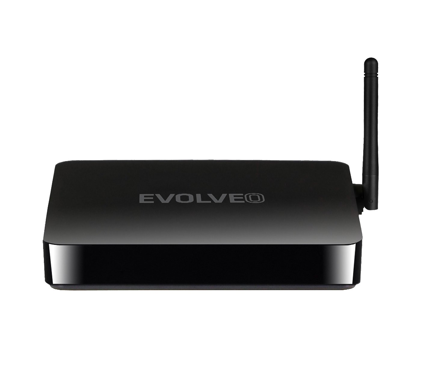 EVOLVEO Android Box Q5 4K, Quad Core Smart TV box with 4K playback support]