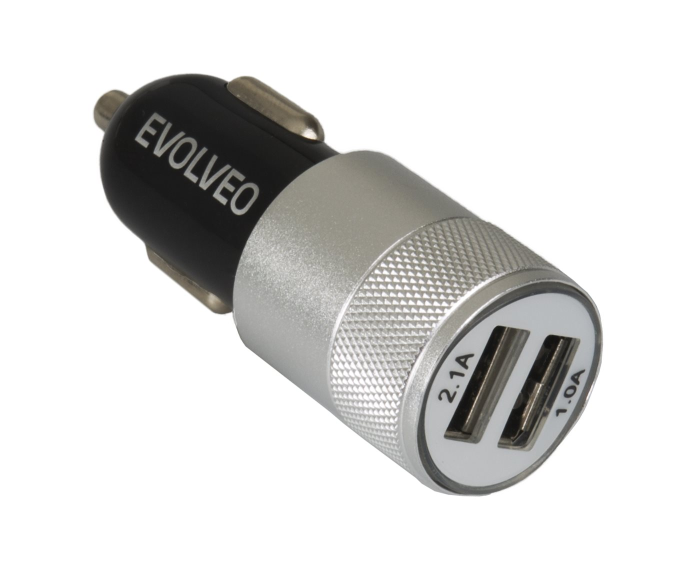 EVOLVEO MX220, USB nabíječka do auta]