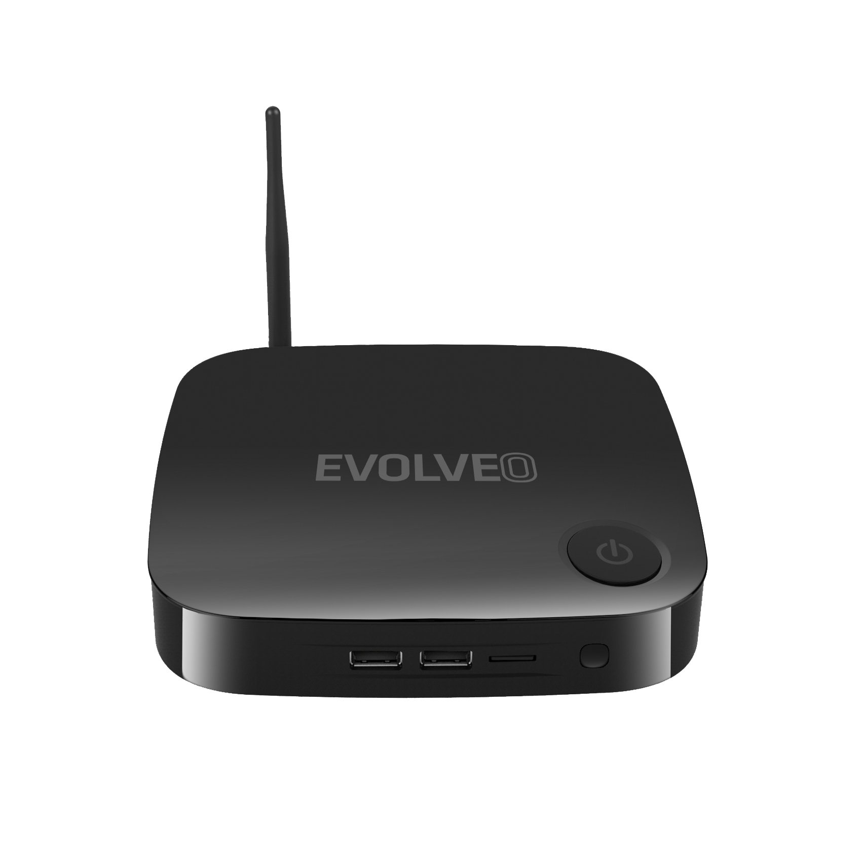 EVOLVEO WinPC X5, Quad Core Intel personal computer with Windows 10]