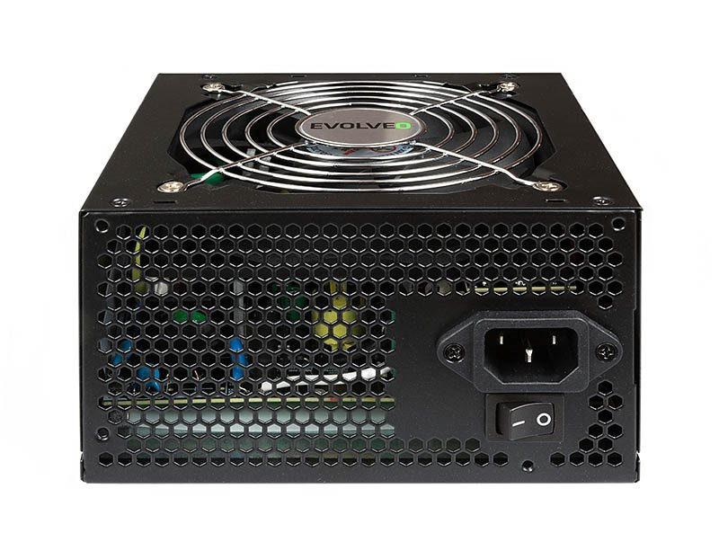EVOLVEO power supply 500W ATX, low-noise, bulk]