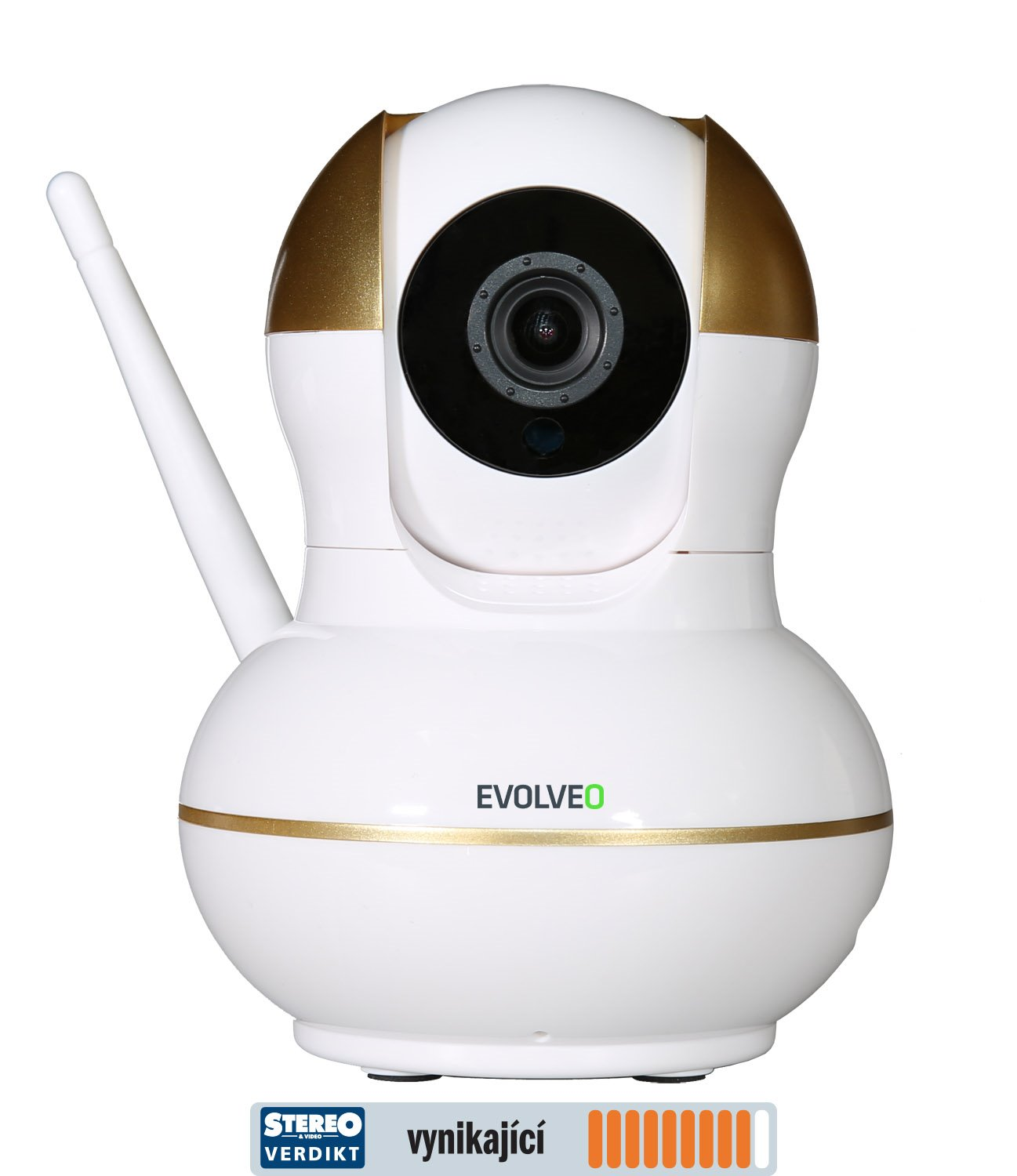 EVOLVEO Securix, wireless security system with Internet camera]