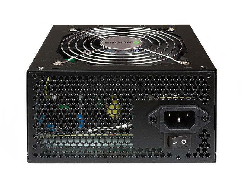 EVOLVEO Pulse, tápegység 550W ATX, retail]