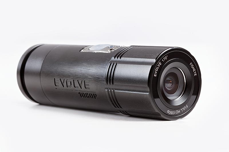 EVOLVEO 4500FHD Sport, kamera 1080p, IP68, vibrační odezva]