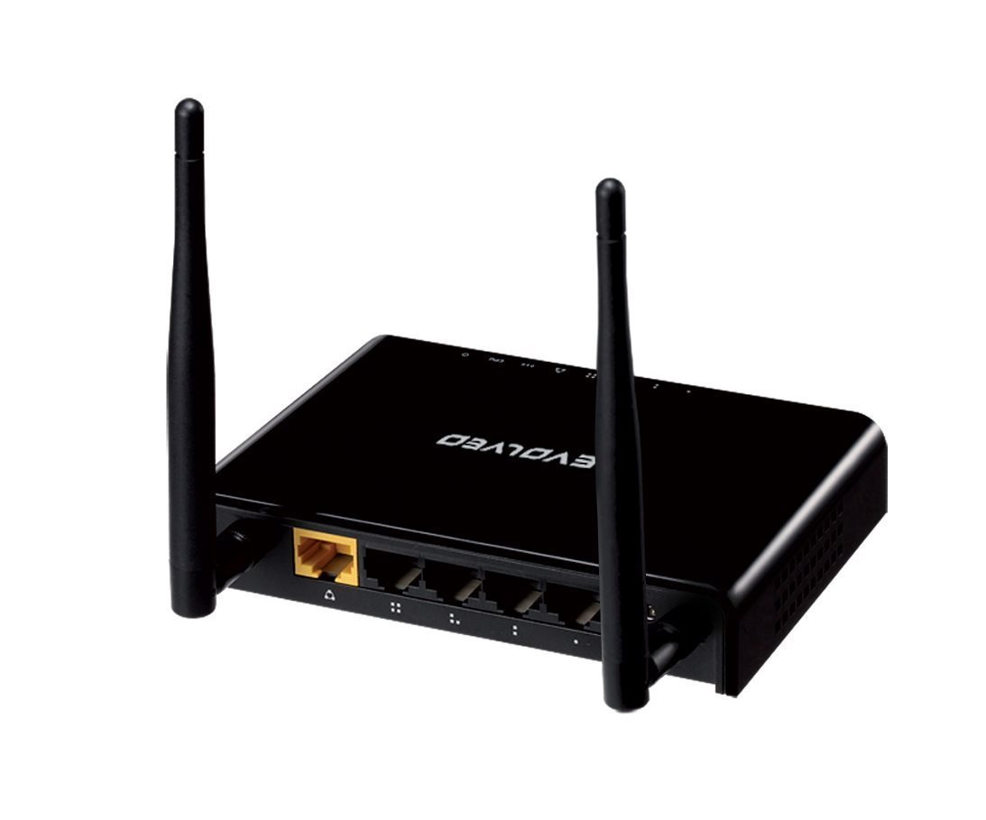 EVOLVEO WR353ND, router s 2x5dBi anténou]