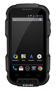 EVOLVEO StrongPhone Q4, Quad Core wodoszczelny wytrzymały smartphone