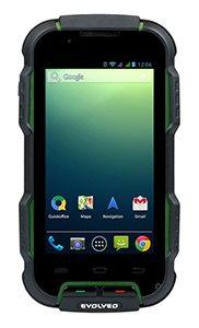 EVOLVEO StrongPhone D2, vodotěsný odolný Android Dual Core smartphone