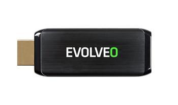 EVOLVEO XtraCast stick, HDMI adaptér pro bezdrátové přehrávání multimédií v televizi