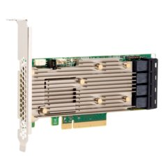 MegaRAID TriMode 9460-16i(3516) SAS3/NVMe RAID(0/1/5/6/10/50/60) 4×8643,exp:255HD/24NVMe,4GB,PCI-E8 g3,MD2,SGL