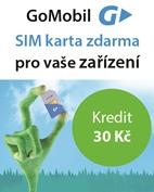 SIM karta zdarma