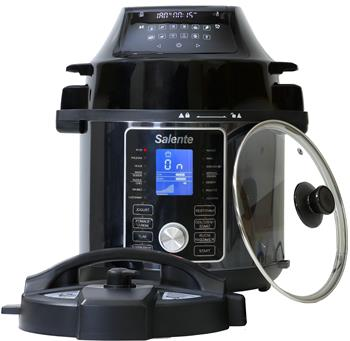 Salente Ario, multifunction electric cooker with air fryer