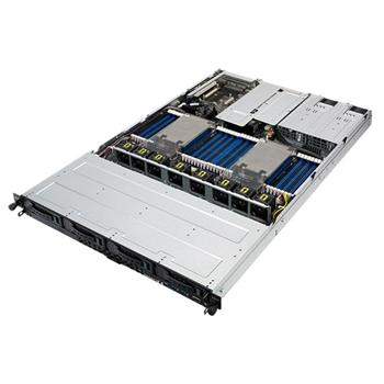Server RS700A-E9-RS12/10SATA 1U,2S-SP3,2GbE,2PCI-E16(g3),1-E8, OCP,32DDR4,12SFF,IPMI,rPS